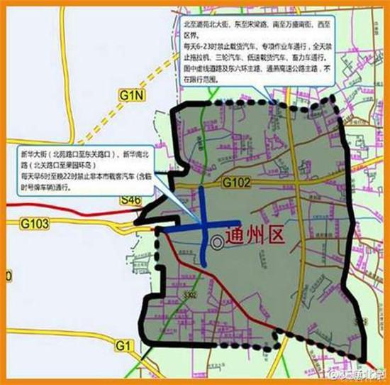 龙岗限行路段地图