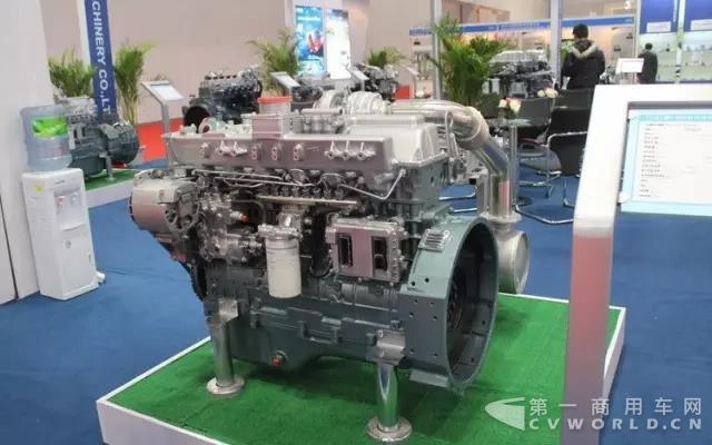玉柴yc6l国五柴油发动机