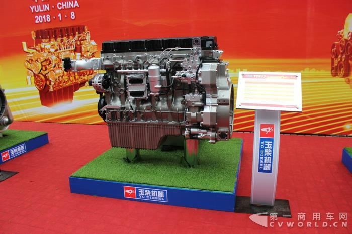 玉柴发布的YCK13国六发动机.jpg