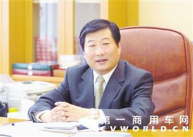 濰柴集團董事長、中國內燃機工業協會名譽會長譚旭光